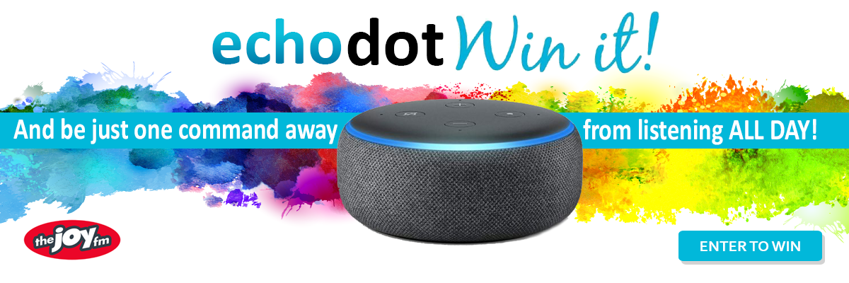 Win an Echo Dot!
