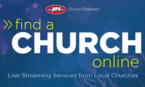 Find an Online Church Service
